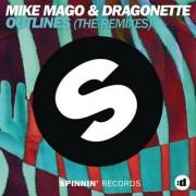 Outlines (MIKE MAGO & DRAGONETTE) - Backing Track