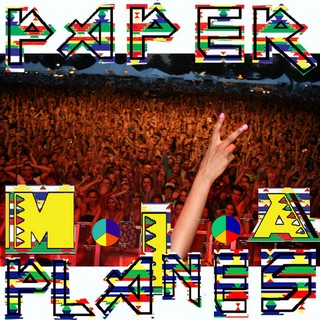 Paper Planes (M.I.A.) - Backing Track