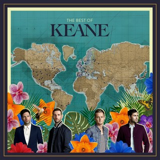 Perfect Symmetry (KEANE) - Backing Track