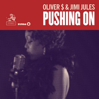 Pushing On (OLIVER & JIMI JULES) - Backing Track