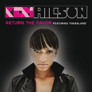 Return The Favour (KERI HILSON) - Backing Track