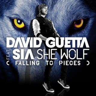 She Wolf (Falling To Pieces)  (DAVID GUETTA ft. SIA) - Backing Track