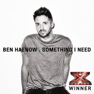 Something I Need  (BEN HAENOW) - Backing Track