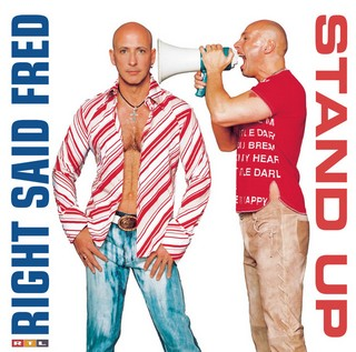 Stand Up (For The Champions) (RIGHT SAID FRED) - Backing Track