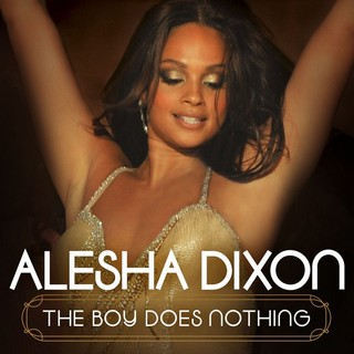 The The Boy Does Nothing  (ALESHA DIXON) - Backing Track